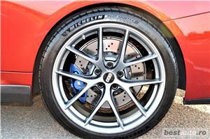 BMW M4, echipare MPerformance fabrica, culoare deosebita Sakhir Orange - imagine 10