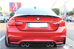 BMW M4, echipare MPerformance fabrica, culoare deosebita Sakhir Orange - imagine 6