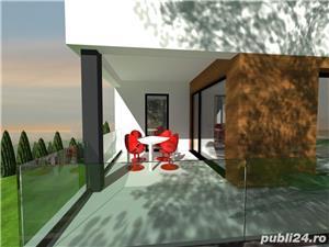70.500 E ! A mai ramas 1 casa elegante si functionale 125 mp cu garaj si 4,5 ari teren - imagine 4