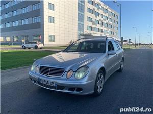 Mercedes E270 CDI Avantgarde Automat Full Adus Acum - imagine 1