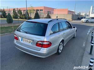 Mercedes E270 CDI Avantgarde Automat Full Adus Acum - imagine 8