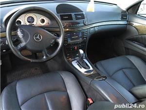 Mercedes E270 CDI Avantgarde Automat Full Adus Acum - imagine 9