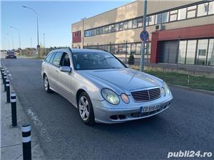 Mercedes E270 CDI Avantgarde Automat Full Adus Acum - imagine 5