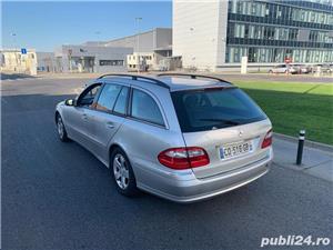 Mercedes E270 CDI Avantgarde Automat Full Adus Acum - imagine 4