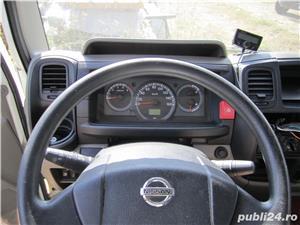 NISSAN CABSTAR ,AN 2011 ,114.000 KM ,2.5 Diesel ,3500kg ( permis B ),SASIU LUNG ,acte Spania  - imagine 6