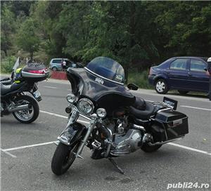 Chopper Harley davidson electra glide - imagine 8