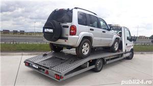 Autoplatforma tractari Renault Master II 2.5 din 2006 - imagine 6