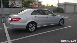 Mercedes E220 CDI, Blue Efficiency intretinut la reprezentanta, full option,  9.400 EUR - imagine 3