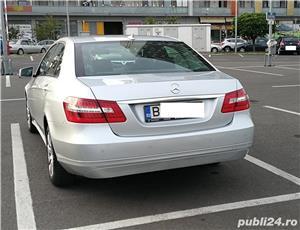 Mercedes E220 CDI, Blue Efficiency intretinut la reprezentanta, full option,  9.400 EUR - imagine 2
