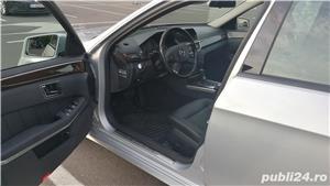 Mercedes E220 CDI, Blue Efficiency intretinut la reprezentanta, full option,  9.400 EUR - imagine 9
