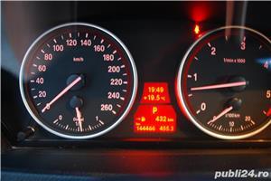 Vand BMW X5, 3.0D, din 2009, gentile pe 20, cauciucurile late o fac foarte stabila; 144000 km - imagine 5