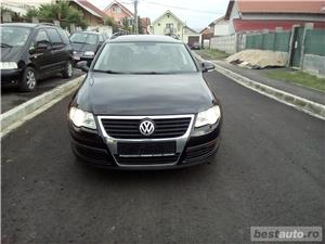 Vw Passat 1.9 tdi,105 cp,an 2007,euro 4 - imagine 4