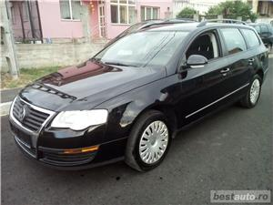 Vw Passat 1.9 tdi,105 cp,an 2007,euro 4 - imagine 1