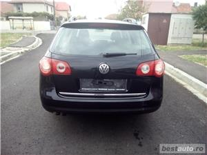 Vw Passat 1.9 tdi,105 cp,an 2007,euro 4 - imagine 3