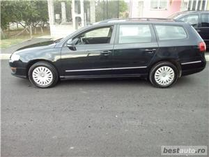 Vw Passat 1.9 tdi,105 cp,an 2007,euro 4 - imagine 5