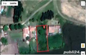 Teren pentru casa in Grabat, com Lenauheim 662 mp 6600 Euro, negociabil - imagine 1