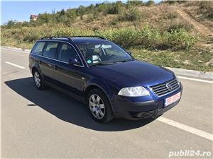 Vw Passat 1,9TDI 160cp - imagine 5