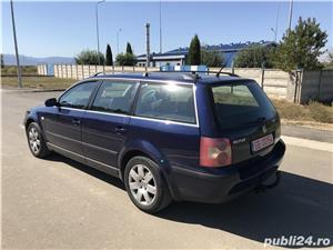 Vw Passat 1,9TDI 160cp - imagine 3