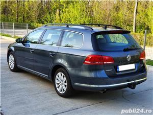 Volkswagen Passat B7 Comfortline BlueMotion 1.6 TDI/105 CP. - imagine 8