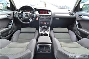 Audi A4 an:2009=avans 0 % rate fixe aprobarea creditului in 2 ore=autohaus vindem si in rate - imagine 6