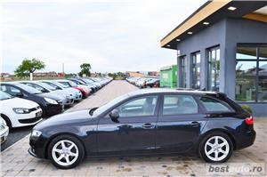Audi A4 an:2009=avans 0 % rate fixe aprobarea creditului in 2 ore=autohaus vindem si in rate - imagine 4