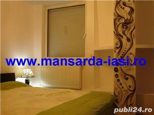 Apartament 2 camere mansarda plus 2 camere pod locuibil - imagine 3