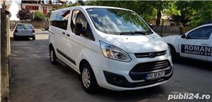 Ford Transit Custom 8+1 59000km Euro6 - imagine 4