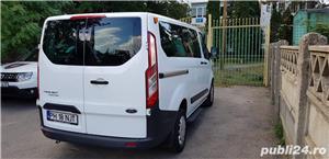 Ford Transit Custom 8+1 59000km Euro6 - imagine 3