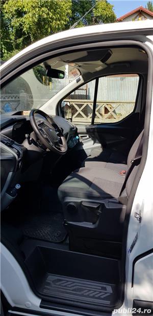 Ford Transit Custom 8+1 59000km Euro6 - imagine 8