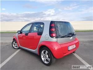 Smart ForFour Passion 1.5 DCI 2005 Klima Jante Trapa Panoramica Red ! - imagine 6