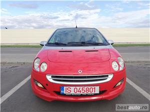 Smart ForFour Passion 1.5 DCI 2005 Klima Jante Trapa Panoramica Red ! - imagine 2