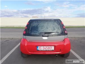 Smart ForFour Passion 1.5 DCI 2005 Klima Jante Trapa Panoramica Red ! - imagine 8