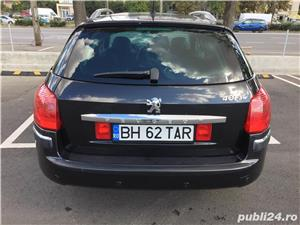 Peugeot 407 SW *FULL OPTION *Piele *Dubluclimatronic *Xenon - imagine 4
