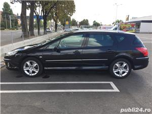 Peugeot 407 SW *FULL OPTION *Piele *Dubluclimatronic *Xenon - imagine 3