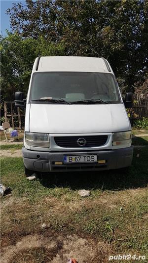 Opel Movano - imagine 1