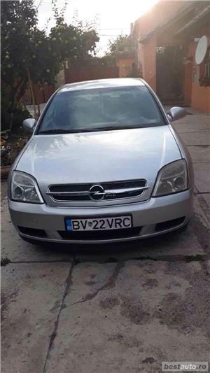 Opel Vectra C - imagine 5