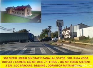 CUG EXPOMOBILA, duplex P+1+POD ,130 MP ,locație deosebită, ZERO COMISION - imagine 6