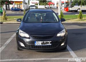 Opel astra j 125 cp - imagine 1