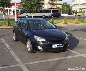 Opel astra j 125 cp - imagine 2