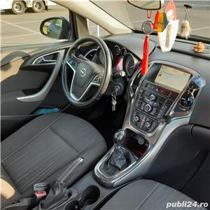Opel astra j 125 cp - imagine 5