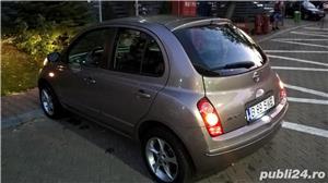 Nissan Micra - imagine 4