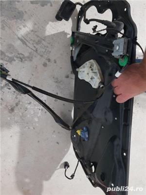 Macara, geam, cabluri stanga fata Passat B6 - imagine 1