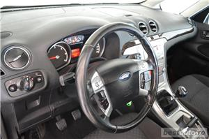 Ford Galaxy an:2007=avans 0 % rate fixe aprobarea creditului in 2 ore=autohaus vindem si in rate - imagine 13
