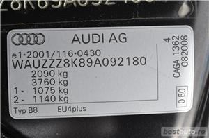 Audi A4 an:2009=avans 0 % rate fixe aprobarea creditului in 2 ore=autohaus vindem si in rate - imagine 18