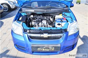 Chevrolet aveo AN:2007=avans 0 % rate fixe aprobarea creditului in 2 ore=autohaus vindem si in rate - imagine 17