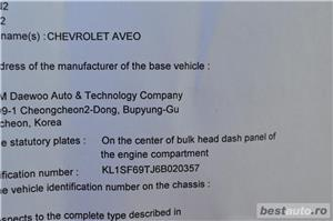 Chevrolet aveo AN:2007=avans 0 % rate fixe aprobarea creditului in 2 ore=autohaus vindem si in rate - imagine 18