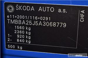Skoda Fabia an:2010=avans 0 % rate fixe aprobarea creditului in 2 ore=autohaus vindem si in rate - imagine 18