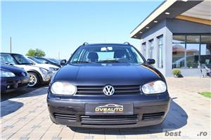 Vw Golf 4 an:2002=avans 0 % rate fixe aprobarea creditului in 2 ore=autohaus vindem si in rate - imagine 12