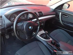 Bmw Seria 1 118d euro 5 an 2010  - imagine 7
