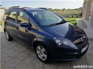 Opel Zafira 7 locuri !!! Navigatie mare color - imagine 2